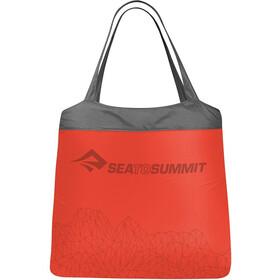 Sea to Summit Ultra-Sil Nano Boodschappentas, rood